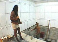 Brasileira Casada do Tub8 Fudendo Pedreiro Na Obra